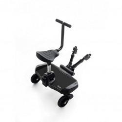 Bumprider Universal stroller board with seat.