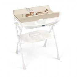CAM Baby changer and bath