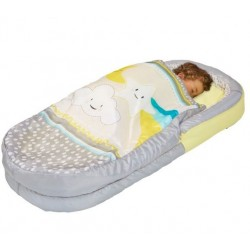 ReadyBed inflatable air bed and sleeping bag (1,5-3 years)