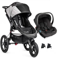 "Baby Jogger Summit x3 Car Seat ""2 in 1"" package"