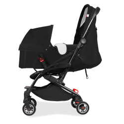 "Maclaren Atom ""3 in 1"" Package with car seat and compact pram"